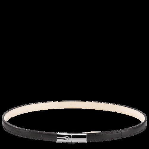 Ladies' belt, Black, hi-res - View 1 of 1