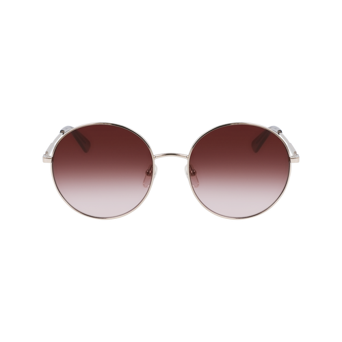 Fall-Winter 2020 Collection Sunglasses, Rose Gold/Brown