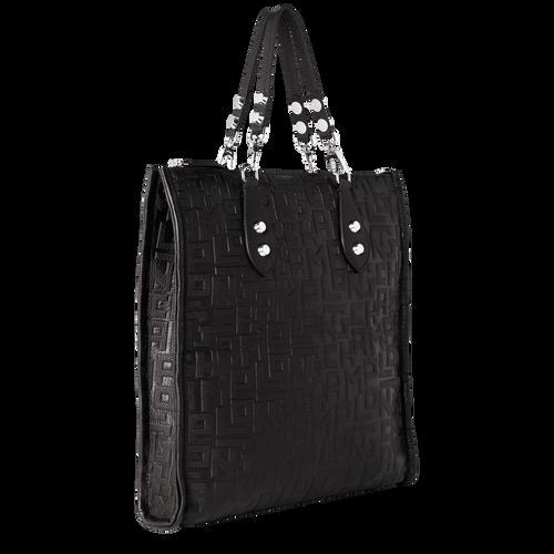 NS Tote bag, Black, hi-res - View 2 of 2
