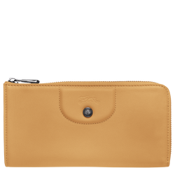 Long zip around wallet