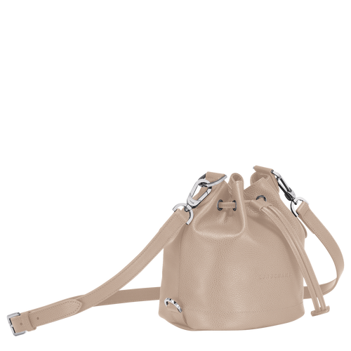 Bucket bag S, Beige - View 2 of  3 -