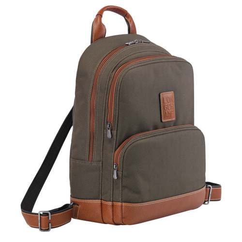 Backpack, Brown - View 2 of 3 -