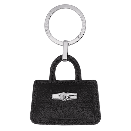 Key ring, Black, hi-res - View 1 of 1