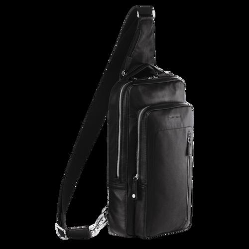 View 2 of Backpack, 001 Black, hi-res