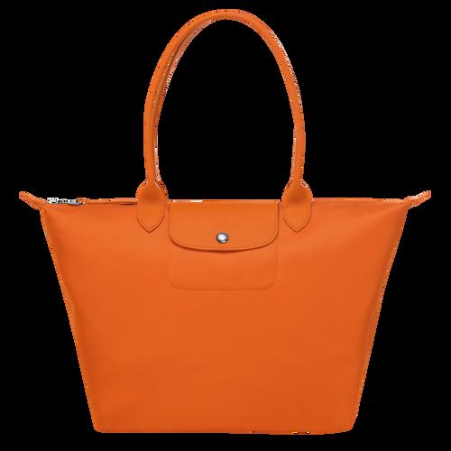 Shoulder bag L, Orange, hi-res - View 1 of 3
