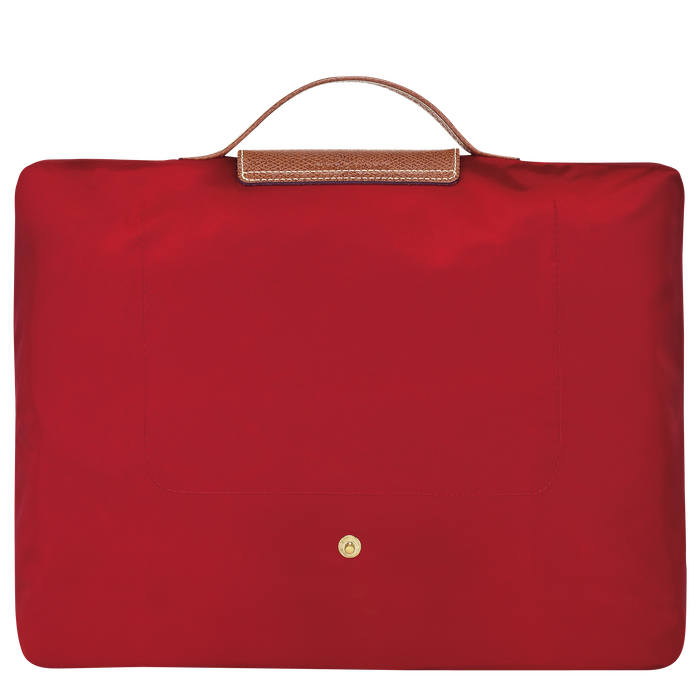 Briefcase S, Red - View 3 of  4 - zoom in