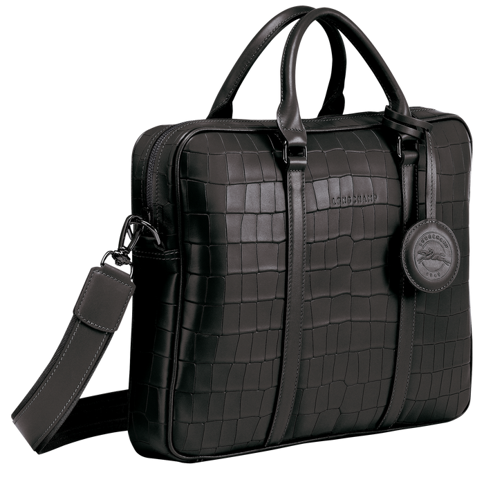 Briefcase XS, Black - View 2 of  3 - zoom in