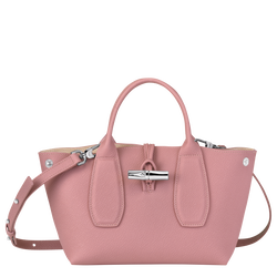 Top handle bag S, Antique Pink, hi-res