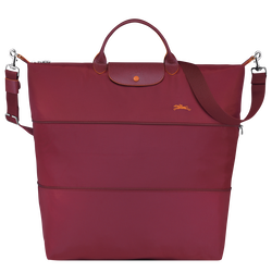 Travel bag, Garnet red