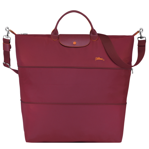 Travel bag, Garnet red - View 1 of  4 -