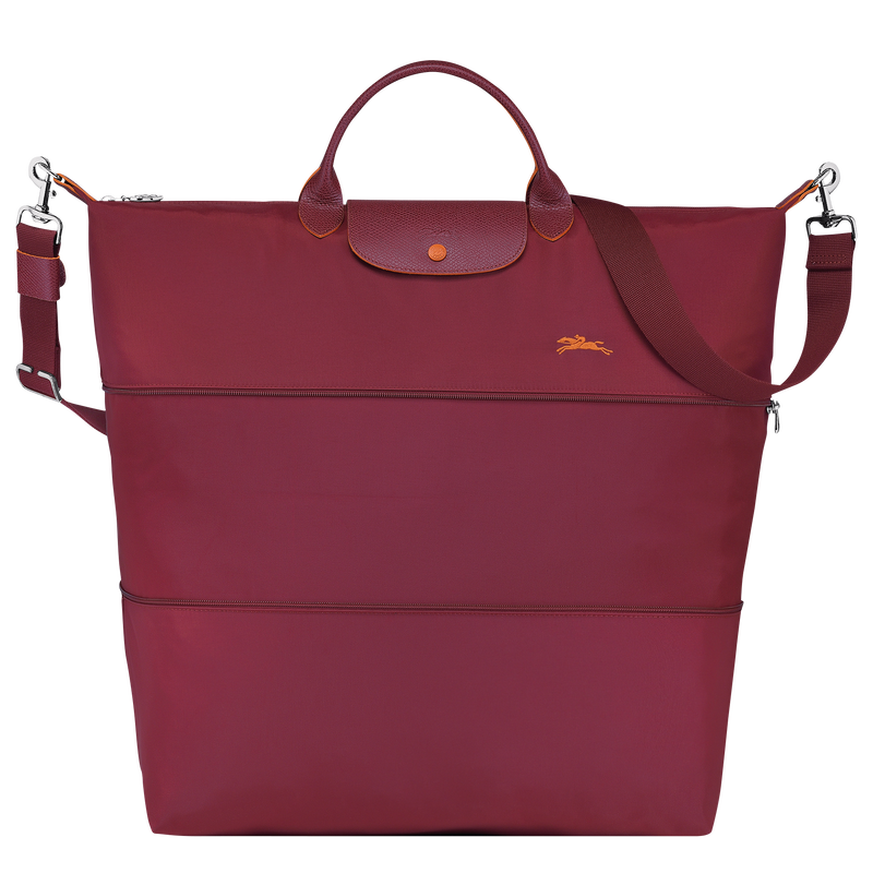Travel bag, Garnet red - View 1 of  4 - zoom in