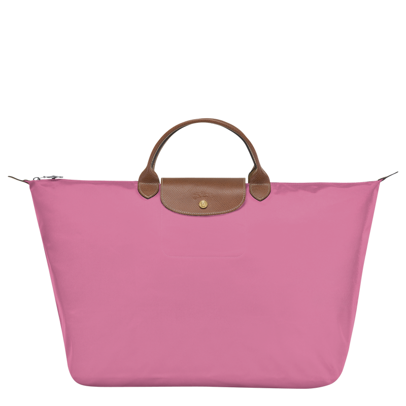 Le Pliage Travel bag L, Peony