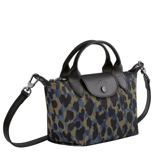 Le Pliage Printemps/Été 2021 Top handle bag XS, Nordic