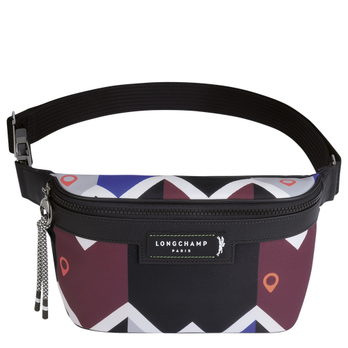 Belt bag, Mahogany/Blue - View 1 of  2 -