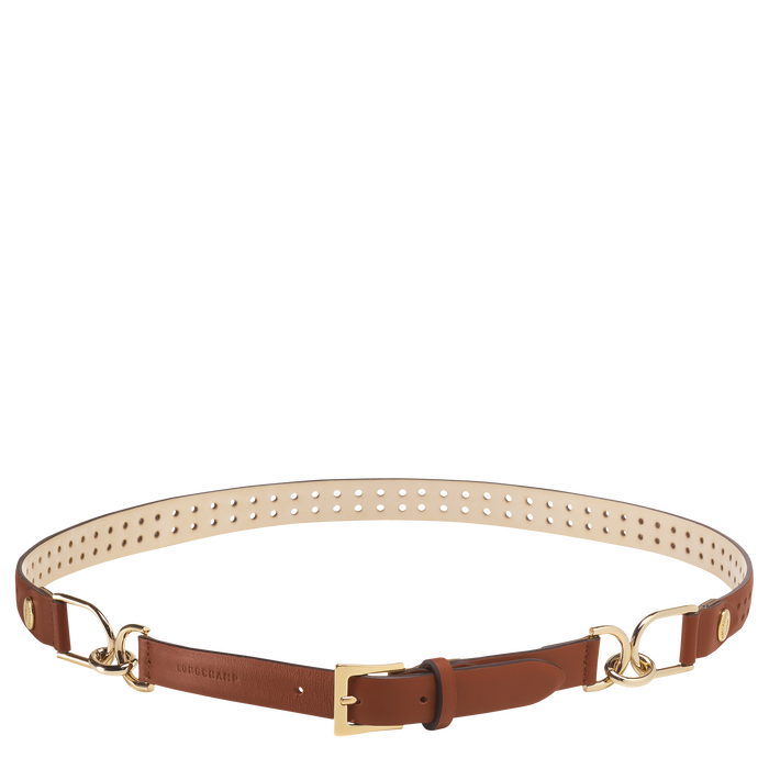Ladies' belt, Cognac - View 1 of  1 - zoom in