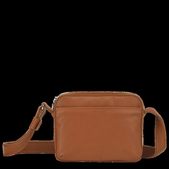 Le Foulonné Crossbody bag, Caramel