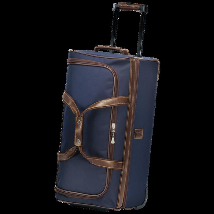 Reisetasche mit Rollen, Blau, hi-res - View 2 of 3