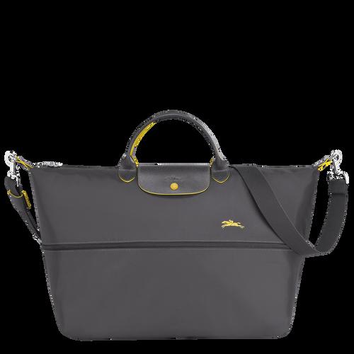 Reisetasche, Metallgrau - Ansicht 4 von 4 -