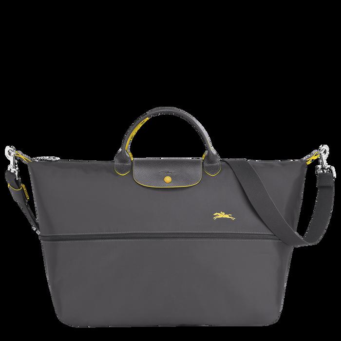 Reisetasche, Metallgrau - Ansicht 4 von 4 - Zoom vergrößern