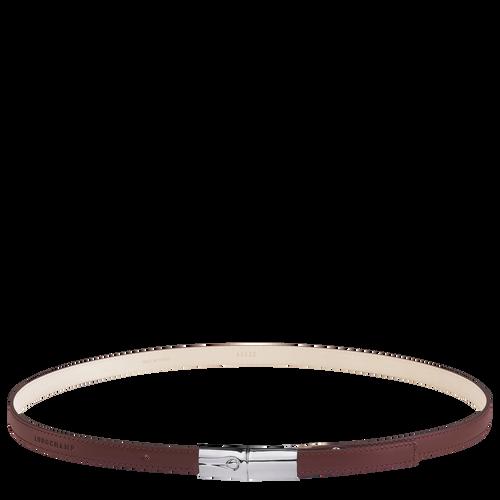 Ladies' belt, Mahogany - View 1 of 1.0 -
