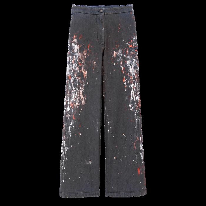Pantalon, Marine - Vue 1 de 1 - agrandir le zoom
