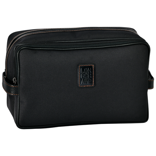 Toiletry bag, 001 Black, hi-res