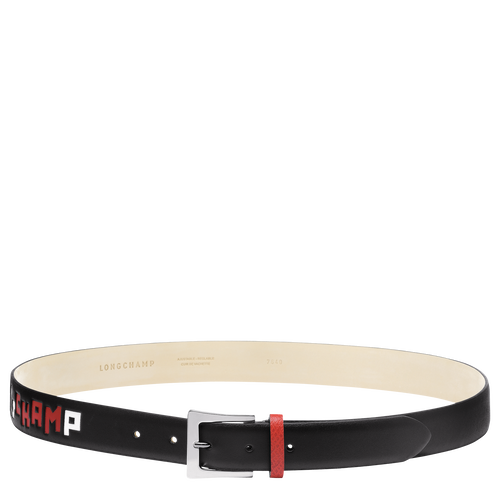 View 1 of Women's belt, 001 Black, hi-res