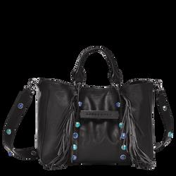 Shopper M, 001 Zwart, hi-res