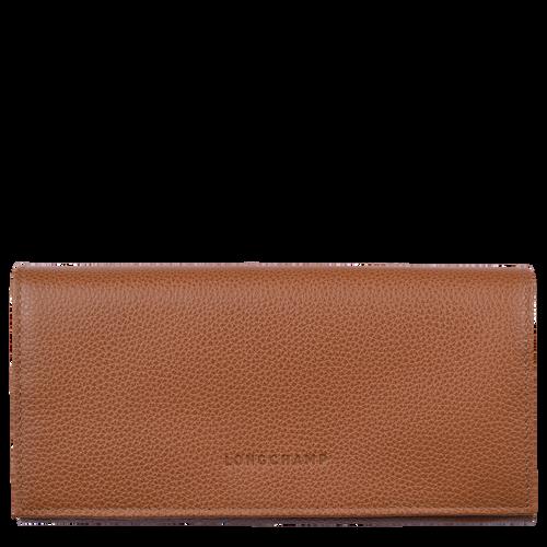 Long continental wallet, Caramel - View 1 of  2 -