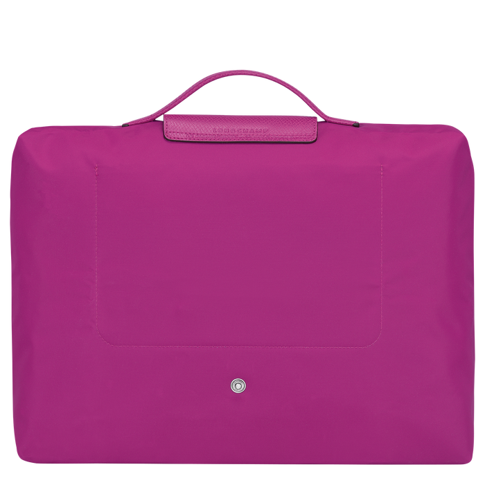 Briefcase S, Fuchsia - View 3 of  5 - zoom in