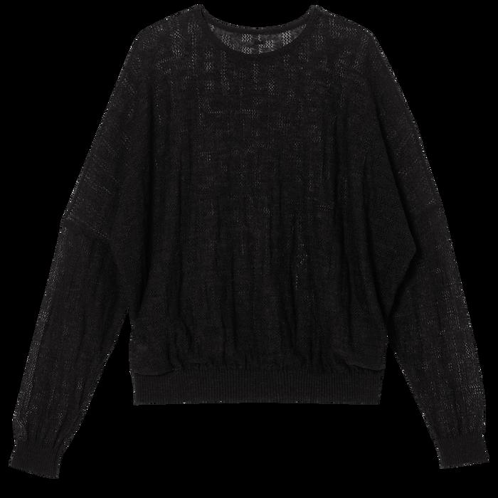 Pullover, Black/Ebony - View 1 of 2 - zoom in