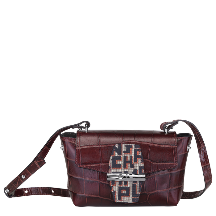 Crossbody bag S, Mahogany - View 1 of 3 - zoom in