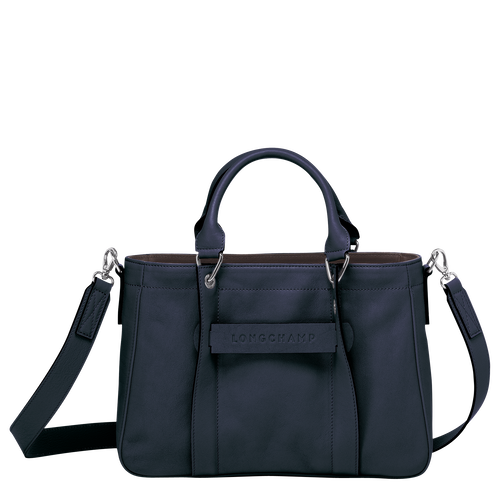 Top handle bag S, Midnight Blue - View 1 of  3.0 -