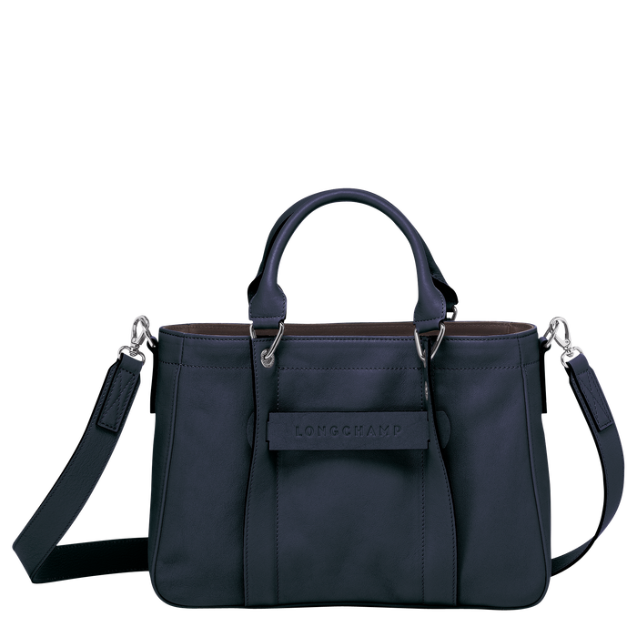 Top handle bag S, Midnight Blue - View 1 of  3.0 - zoom in
