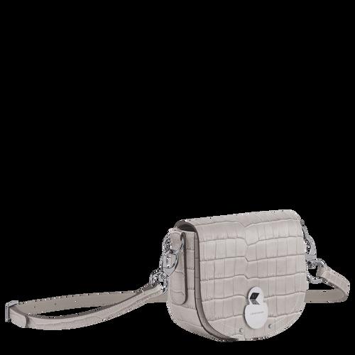 Crossbody bag, Pearl, hi-res - View 2 of 3