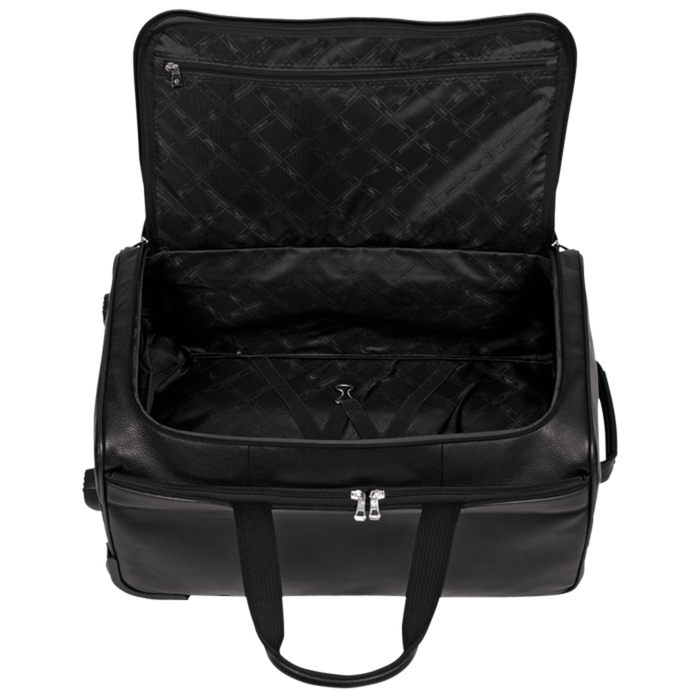 Wheeled duffle bag, Black - View 3 of  3 - zoom in