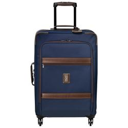 Wheeled suitcase M, 127 Blue, hi-res