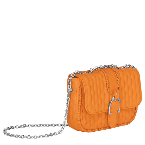 Schultertasche XS, Orange, hi-res - View 2 of 3