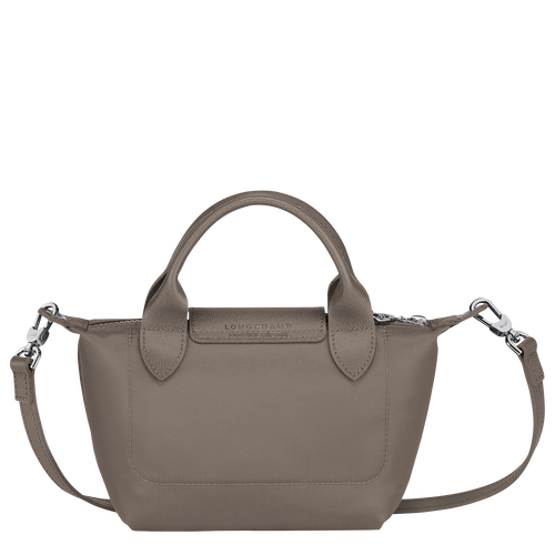 Top handle bag XS Le Pliage Néo Taupe (L1500598215) | Longchamp AU