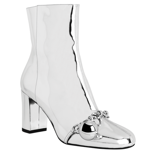 Ankle boots, Silver - View 2 of  2 -