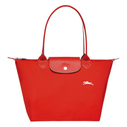 Shopping bag S, 608 Vermiljoenrood, hi-res