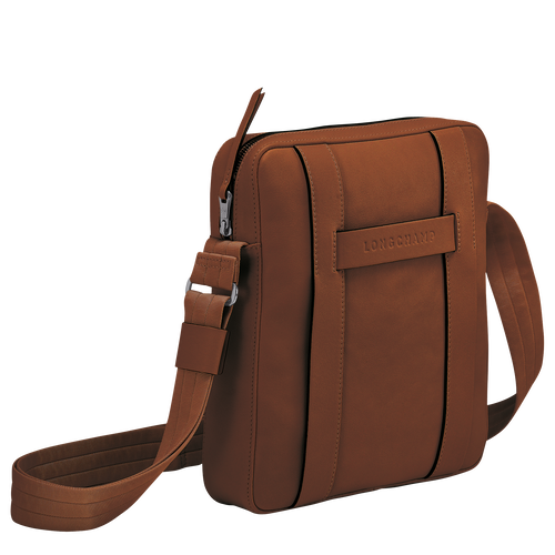 Crossbody bag M, Cognac - View 2 of  3.0 -