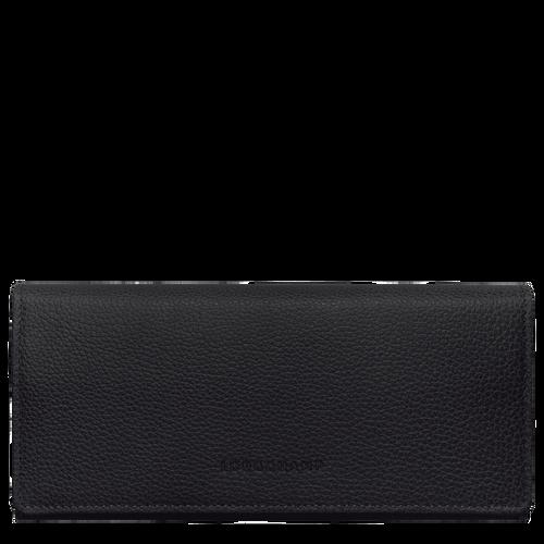 Continental wallet, Black, hi-res - View 1 of 3