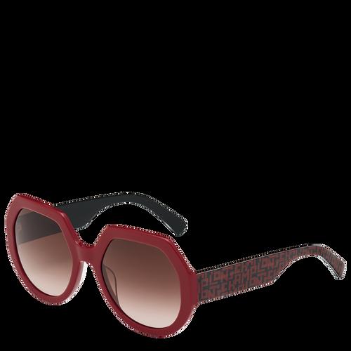 Sunglasses, Burgundy - View 2 of 2.0 -