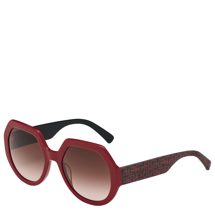 Sunglasses, Burgundy - View 2 of 2.0 - zoom in