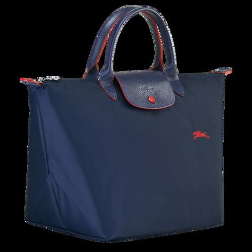 Le Pliage Club Handtasche M, Navy