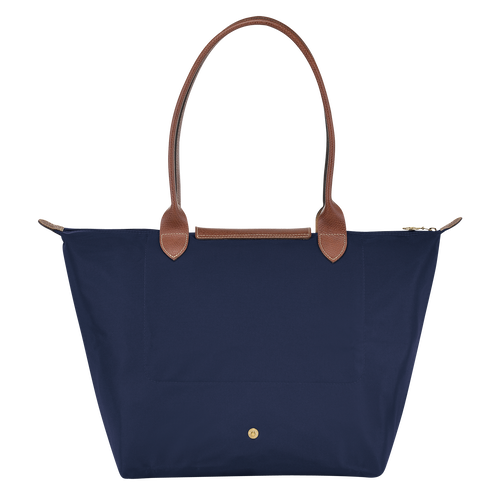 Shoulder bag L, Navy - View 3 of  4 -