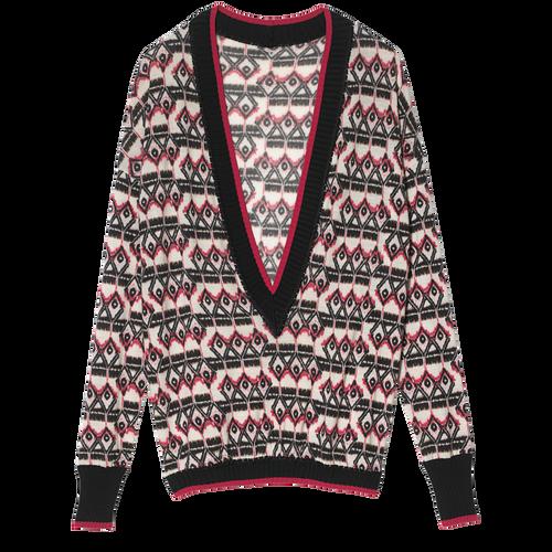 Pullover, 238 Elfenbein, hi-res