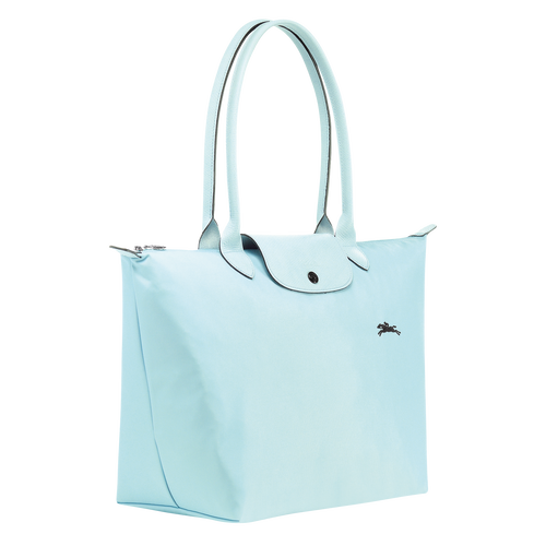 Shoulder bag L, Cloud Blue, hi-res - View 2 of 4