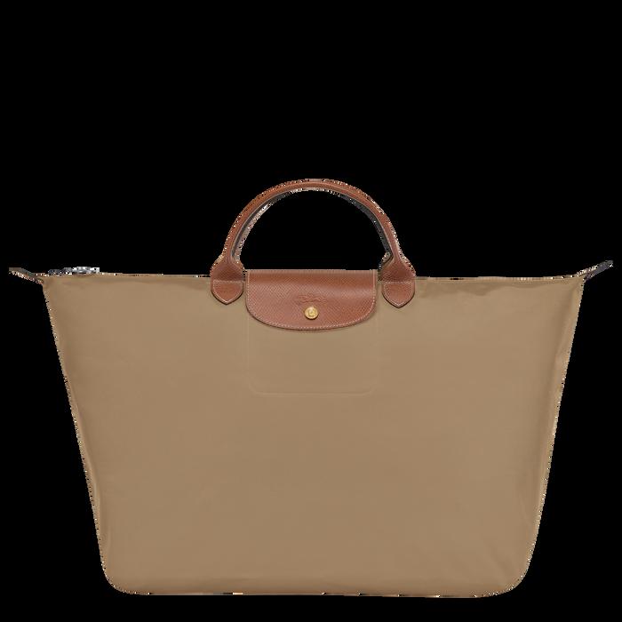 Reisetasche L, Sand - Ansicht 1 von 4 - Zoom vergrößern